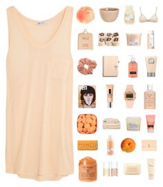 """""""-THIS IS HOW WE DO IT-  4/1/2017 12:08 PM"""" by lideda ❤ liked on Polyvore featuring T By Alexander Wang, atelier tete, Davines, Eberjey, COSTUME NATIONAL, Dorothy Perkins, Coach, Neutrogena, Laura Mercier and Clinique"""