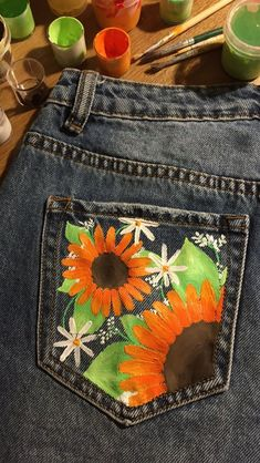 300 Ideas De Pantalones Pintados Pantalones Ropa Pintada Jeans Pintados