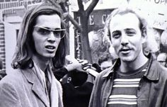 John Waters and David Lochary