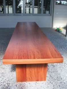 Timber Dining Tables And Chairs Custom Made