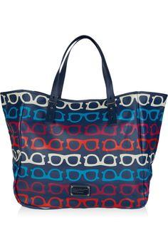 Huge Marc Jacobs tote bag! I love it!