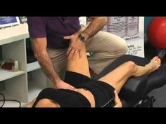 James Waslaski Pain Free Iliopsoas Release - YouTube