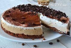 Torta panna e caffè ricetta senza cottura