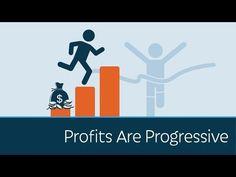 Profits Are Progressive | PragerU.  If you don't understand this lesson, pass don't vote.   #Hillary #bernie