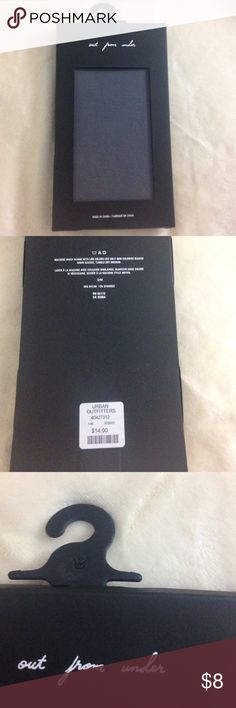 Urban outfitters dark grey legging/thigh New in package. Bundle to save! Urban Outfitters Pants Leggings