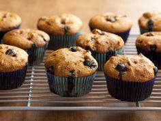 Gluten-Free Blueberry Muffins #myplate #grains