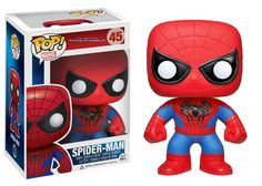Funko POP! Marvel: Amazing Spider-Man MOVIE 2 - Spider-Man