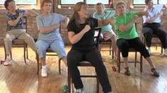 Stronger Seniors Strength - Senior Exercise Aerobic Video, Elderly Exercise, Chair Exercise