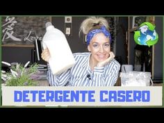Detergente casero ecológico | El Rincón de una Chiari Diy Soap Video, Things To Do, Eco Friendly, Chiari, Album, Youtube, Tips, Crafts, Fels Naptha