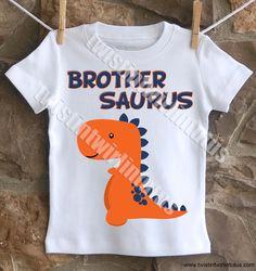 Dinosaur Brother Shirt