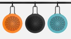 Client: Zazoon . Product: Bluetooth speaker - 2014 on Behance