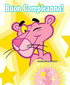 Images of Pink Panther Happy Birthday