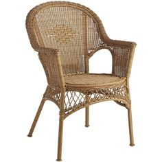 Pier 1 Imports Santa Barbara Bistro Chair (€89) ❤ liked on Polyvore featuring home, outdoors, patio furniture, outdoor chairs, brown, pier 1 imports outdoor furniture, pier 1 imports, indoor outdoor furniture and outside patio chairs