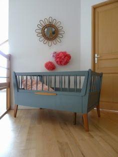 caractériELLE: Lits de bébé vintage..