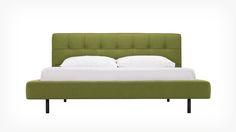 Winston Bed - Fabric | EQ3 Modern Furniture