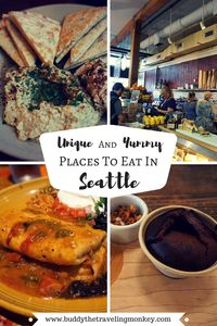 Seattle is a food lover's dream. The only problem might be trying to narrow down…