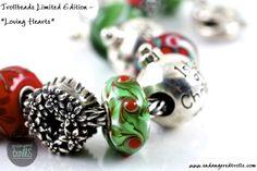 Trollbeads Loving Hearts (Christmas 2013)