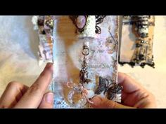 August DT Project for Craftsupplies1 **Altered Wine Corks** - YouTube