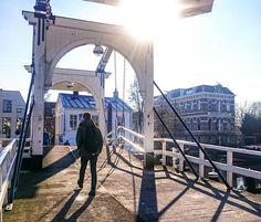 Mijn woonstad: Leiden! Waar kom jij vandaan?