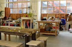 The Antiform studio Studio, Paper, Studios