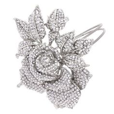 Rose of Extravagance Side Tiara, or this might look better with my hair!!