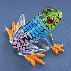 "- Length: 2"" - Handcrafted by Glass Baron - Gift Boxed"