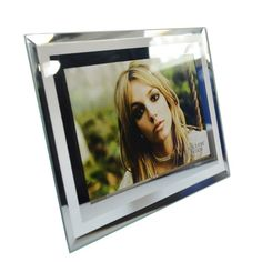 Giftgarden® Chic #Glass Photo #Frames 5x3.5 inch