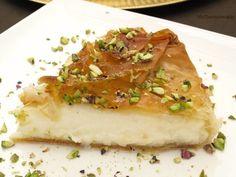 Dulce Real (de Siria) - MisThermorecetas Kosher Recipes, Baking Recipes, Middle East Food, Arabic Dessert, Arabic Sweets, Arabian Food, Sweet Cooking, Thermomix Desserts, Indian Dessert Recipes