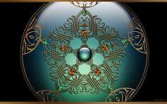 New Year Desktop Wallpaper by nmsmith.deviantart.com on @deviantART