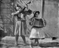 Fiddle and Accordion by Boilermonster, via Flickr