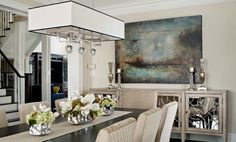 Modern Dining Room Buffets Sideboards Cheap Buffet Sideboard decorating dining room buffets and sideboards - Dining Room Decor Dining Room Design, Modern Dining Room, Elegant Dining Room, Luxury Dining, Dining Room Buffet, Luxury Dining Room, Dining Room Sideboard, Cheap Dining Tables, Formal Living Room Decor