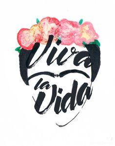 Graffiti Quotes, Graffiti Words, Wall Art Quotes, Frida And Diego, La Art, Pink Quotes, Van Gogh Art, Bday Girl, Mexican Art