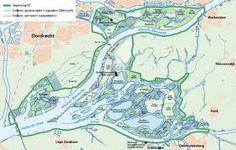 biesbosch - map