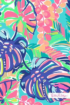 Lilly Pulitzer-aholics Anonymous
