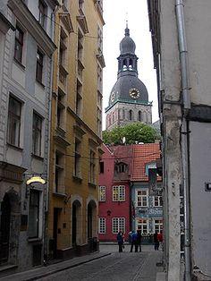 Riga dom - Riga - Wikipedia, the free encyclopedia