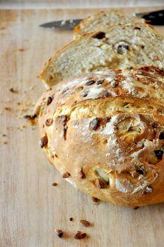 7 Ingredient Muesli Brood