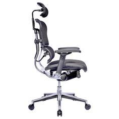 Modern, ergonomic office chair