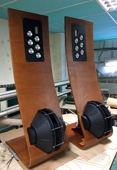 "Dipole hi-end open baffle speakers ""Daydream"""