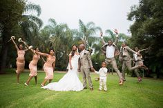 Perfect Wedding Pictures: A Stunning Real South Africa Wedding at the L'Aquila venue in Johannesburg. Wedding Photos by Daniel West Photography.