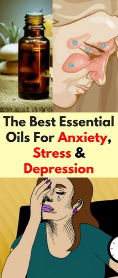 The Best Essential Oils For Anxiety, Stress And Depression - FHL
