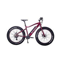Bicicleta electrica cu cadru aluminiu ZT-87 FAT-bike #bike #electric #electricbikes #scutermagbymotorevolution Fat Bike, Romania, All Terrain Bike
