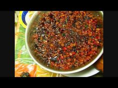 Jamaica's Christmas Cake Video Recipe - its a wedding fruit cake.