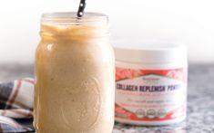 Good Fats: Collagen Pumpkin Spice Latte Smoothie