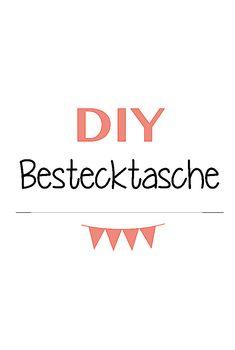 Bestecktasche Tafelsilber DIY Do it yourself selbermachen Basteln - Blog Vienna Fashion Waltz Math, Vienna, Blog, Diy, Inspiration, Fashion, Diys, Dinner Napkins, Homemade