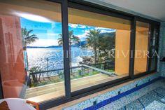 Cap d'Ail waterfront villa. #waterfront #seafront #pinede #mala #capdail #monaco #montecarlo #capferrat #property #frenchriviera #cotedazur #propertyporn #luxury #luxe