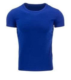 Pánske modré tričko