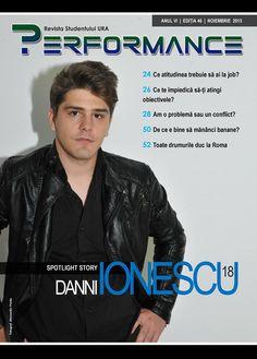 Ediția 46 - noiembrie 2015 te așteaptă cu o mulțime de subiecte noi și interesante emoticon smile   Accesează publicația! http://performance.rau.ro/?page_id=3261