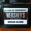 Chocolate emergency! My awesome sister and brother in law gave this to me for my birthday. Do they know me or what?!!! Gotta do this again for my friends!