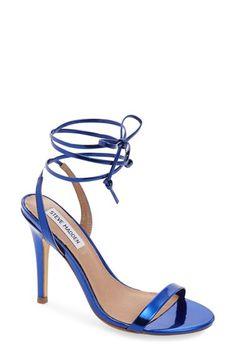 Steve Madden 'Mysty' Ankle Strap Sandal (Women)