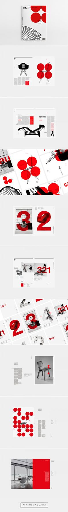 bau® Magazine on Behance... - a grouped images picture - Pin Them All
